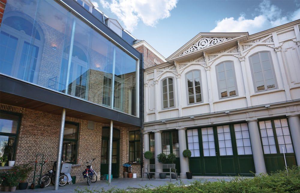 Gent (Cultureel Centrum Meulestede)